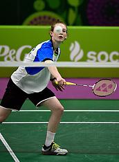20150624 Baku 2015 European Games - Badminton