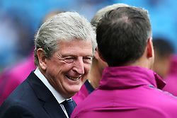 Crystal Palace manager Roy Hodgson - Mandatory by-line: Matt McNulty/JMP - 23/09/2017 - FOOTBALL - Etihad Stadium - Manchester, England - Manchester City v Crystal Palace - Premier League