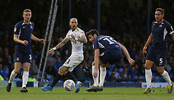Marcus Maddison of Peterborough United in action against Southend United - Mandatory by-line: Joe Dent/JMP - 20/08/2019 - FOOTBALL - Roots Hall - Southend-on-Sea, England - Southend United v Peterborough United - Sky Bet League One