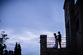 Joel's Collection - Stephanie & Kyle's Hacienda Sarria Summer Wedding