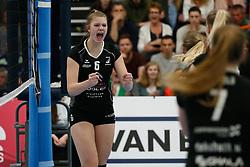 20180425 NED: Eredivisie Sliedrecht Sport - Coolen Alterno, Sliedrecht <br />(L-R) Eline Timmerman (6) of Coolen Alterno<br />©2018-FotoHoogendoorn.nl / Pim Waslander