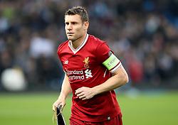 Liverpool's James Milner