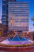 RBC. Raymond SC Wan Architects; Winnipeg; Manitoba; Canada
