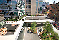 Courtyard at 505 West 37th Street