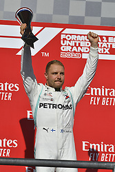November 3, 2019, Austin, United States of America: Motorsports: FIA Formula One World Championship 2019, Grand Prix of United States, ..#77 Valtteri Bottas (FIN, Mercedes AMG Petronas Motorsport) (Credit Image: © Hoch Zwei via ZUMA Wire)