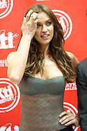 031411 irina shayk xti madrid photocall