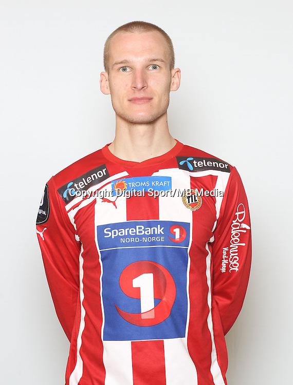 Fotball , Tippeligaen 2013 , Elitesereien<br /> , portrett , portretter<br /> Troms&oslash; , TIL<br /> Jaroslaw Fojut