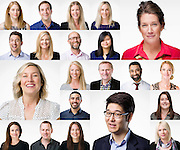 Brief: Photograph our team at Consult Recruitment to reveal their personalities. Above all, they need to look approachable; someone with whom anyone would love to sit down and talk.