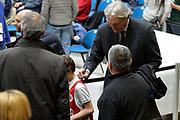 DESCRIZIONE : Milano 2016 Olimpia EA7 Emporio Armani Milano Manital Auxilium Torino<br /> GIOCATORE : Dino Meneghin<br /> CATEGORIA : Ospite Vip<br /> SQUADRA : Olimpia EA7 Emporio Armani Milano<br /> EVENTO :  Beko Legabasket Serie A 2015-2016<br /> GARA : Olimpia EA7 Emporio Armani-Manital Auxilium Torino<br /> DATA : 06/03/2016<br /> SPORT : Pallacanestro <br /> AUTORE : Agenzia Ciamillo-Castoria/I.Mancini <br /> GALLERIA :Eurocup 2015-2016 <br /> FOTONOTIZIA : Milano Eurocup 2015-16 Olimpia EA7 Emporio Armani Milano-Manital Auxilium Torino<br /> Predefinita :
