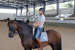 Minderhoud Hans Peter, NED, Glock's Johnson TN<br /> Olympic Games Rio 2016<br /> © Hippo Foto - Dirk Caremans<br /> 07/08/16