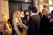 Edouard Desforges, TODÕS Art Plus Drama Party 2011. Whitechapel GalleryÕs annual fundraising party in partnership  with TODÕS and supported by HarperÕs Bazaar. Whitechapel Gallery. London. 24 March 2011. -DO NOT ARCHIVE-© Copyright Photograph by Dafydd Jones. 248 Clapham Rd. London SW9 0PZ. Tel 0207 820 0771. www.dafjones.com.<br /> Edouard Desforges, TOD'S Art Plus Drama Party 2011. Whitechapel Gallery's annual fundraising party in partnership  with TOD'S and supported by Harper's Bazaar. Whitechapel Gallery. London. 24 March 2011. -DO NOT ARCHIVE-© Copyright Photograph by Dafydd Jones. 248 Clapham Rd. London SW9 0PZ. Tel 0207 820 0771. www.dafjones.com.