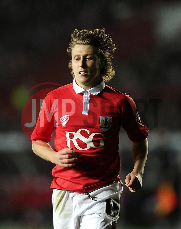 Bristol City's Luke Freeman  - Photo mandatory by-line: Joe Meredith/JMP - Mobile: 07966 386802 - 07/04/2015 - SPORT - Football - Bristol - Ashton Gate - Bristol City v Swindon Town - Sky Bet League One