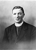 1952  Reverend Maurice Kennedy of Wexford