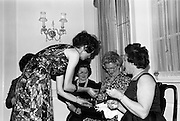 30/6/1964<br /> 6/30/1964<br /> 30 June 1964<br /> <br /> Miss. Helen Boardman, Mrs D. O'neill, Mrs Paul O'Dea and Mrs J.L Leech at the Pepsi reception