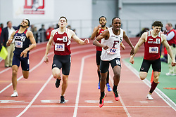 ECAC/IC4A Track and Field Indoor Championships<br /> 500 meters, Fordham, Arthur Gooden