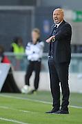 Udine, 26 ottobre 2014.<br /> Serie A 2014/2015 8^ giornata. <br /> Stadio Friuli.<br /> Udinese vs Atalanta<br /> Nella foto: l'allenatore del'Atalanta Stefano Colantuono.<br /> © foto di Simone Ferraro