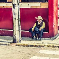 Street walk in Mexico DF