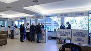 Welcome Desk<br /> Incontro Nazionale  Coordinatori Salvamento FIN 2018<br /> Federazione Italiana Nuoto - Settore Salvamento<br /> Roma Italy 9-11  Novembre 2018<br /> Foto Giorgio Scala/Deepbluemedia