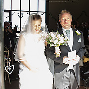 Paul and Holly's wedding