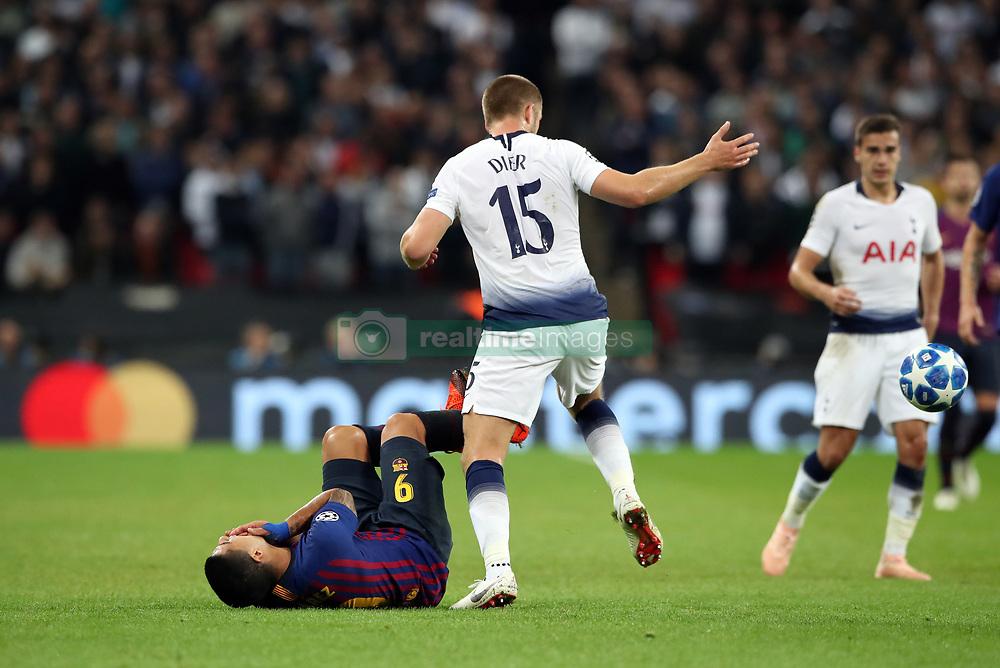 صور مباراة : توتنهام - برشلونة 2-4 ( 03-10-2018 )  38929227