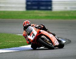 NEIL HODGSON GSE RACING DUCATI,  British Superbike Championship Round 12 Silverstone  2000