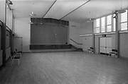 4/3/1965<br /> 3/4/1965<br /> 4 March 1965<br /> <br /> Stage in Scoil Bhride in Rathgar Dublin