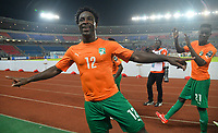 Joie Cote D Ivoire - Wilfried Bony - Eric Bailly