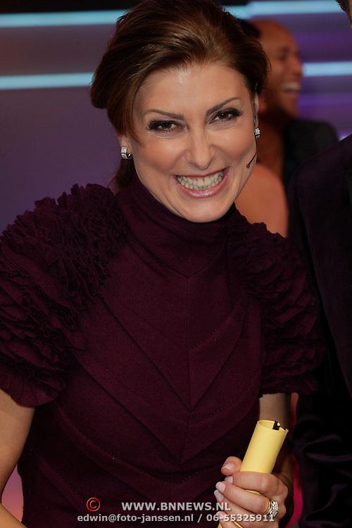 NLD/Hilversum/20120901 - 2de liveshow AVRO Strictly Come Dancing 2012, Euvgenia Parakhina