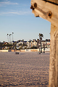 Seal Beach Pier And Real Estate