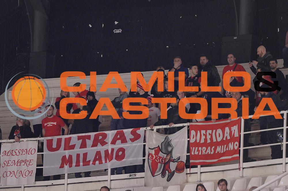 DESCRIZIONE : Bologna Lega A 2014-15 Granarolo Bologna Emporio Armani Milano<br /> GIOCATORE : Tifosi Milano<br /> CATEGORIA : <br /> SQUADRA : Emporio Armani Milano<br /> EVENTO : Campionato Lega A 2014-15<br /> GARA : Granarolo Bologna Emporio Armani Milano<br /> DATA : 29/12/2014<br /> SPORT : Pallacanestro <br /> AUTORE : Agenzia Ciamillo-Castoria/M.Marchi<br /> Galleria : Lega Basket A 2014-2015 <br /> Fotonotizia : Bologna Lega A 2014-15 Granarolo Bologna Emporio Armani Milano<br /> Predefinita :