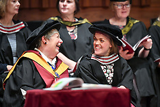 Ellie Simmonds receives honorary degree - 10 January 2018