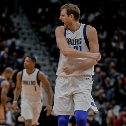 12-29-2017 Dallas Mavericks at New Orleans Pelicans