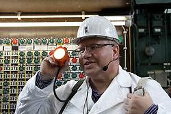 Besuch des neuen Bundesumweltministers Peter Altmaier (CDU) im havarierten Atommülllager ASSE II. <br /> <br /> Ort: ASSE<br /> Copyright: Michaela Mügge<br /> Quelle: PubliXviewinG