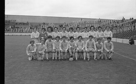 Dublin Minor Team.09.08.1970