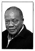 Quincy Jones Portraits