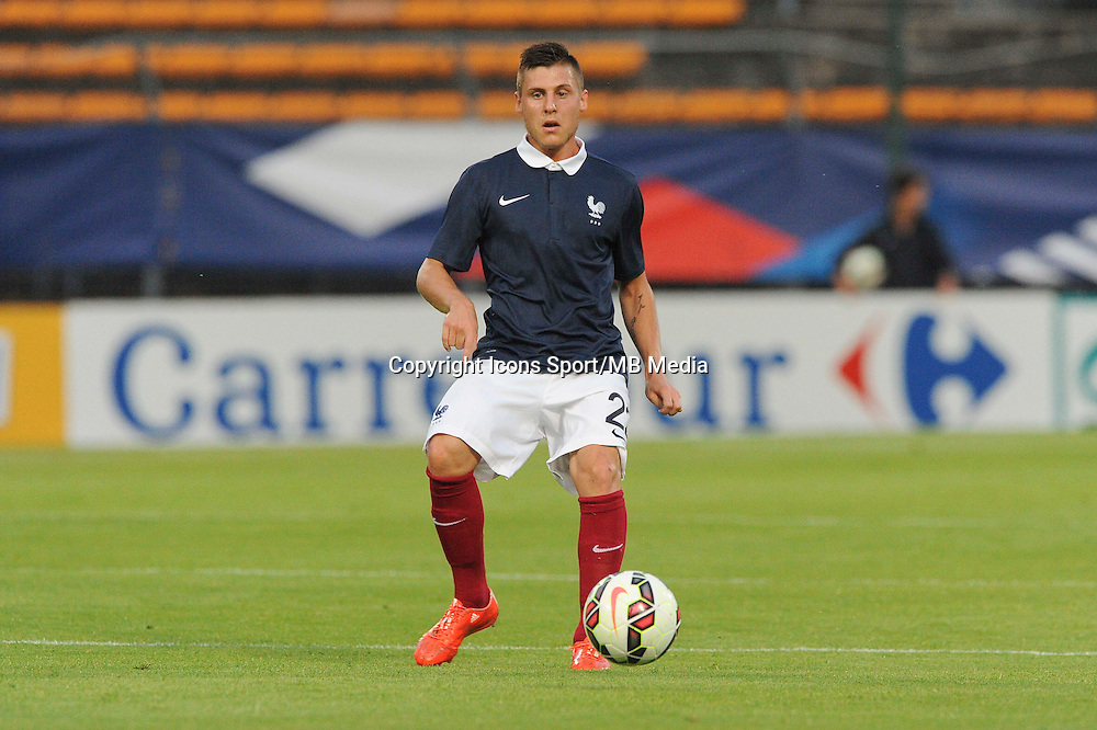 Remi WALTER - 11.06.2015 - Football espoirs - France / Coree du Sud - Match amical -Gueugnon<br /> Photo : Jean Paul Thomas / Icon Sport