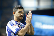 Massimo Luongo of Sheffield Wednesday walks out for the EFL Sky Bet Championship match between Sheffield Wednesday and Stoke City at Hillsborough, Sheffield, England on 22 October 2019.