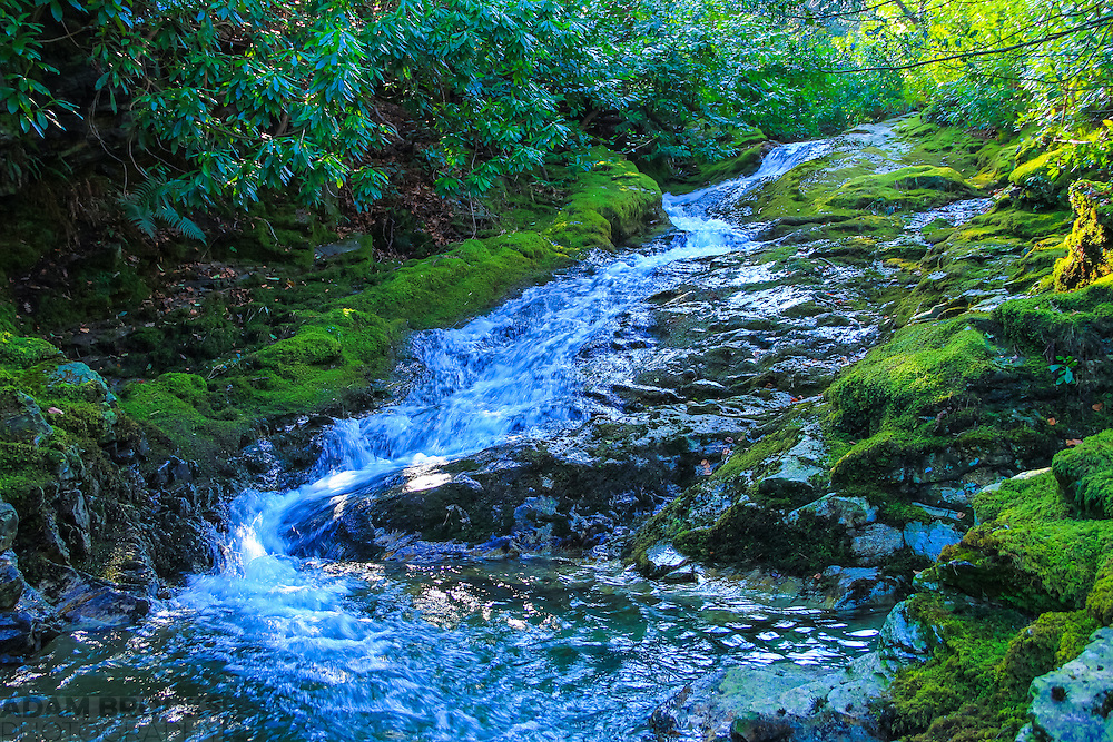Glen River near the foot of Slieve Donard