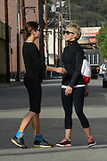 11.MARCH.2014. LOS ANGELES<br /> <br /> CODE - CI<br /> <br /> NIKKI REED LEAVING THE GYM WITH JULIANNE HOUGH IN L.A.<br /> <br /> BYLINE: EDBIMAGEARCHIVE.CO.UK<br /> <br /> *THIS IMAGE IS STRICTLY FOR UK NEWSPAPERS AND MAGAZINES ONLY*<br /> *FOR WORLD WIDE SALES AND WEB USE PLEASE CONTACT EDBIMAGEARCHIVE - 0208 954 5968*