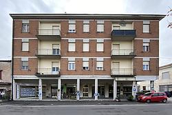 ABITAZIONE DELLA MADRE DI PIERPAOLO ALESSIO<br /> OMICIDIO MARIA LUISA SILVESTRI VIA MARCONI FERRARA