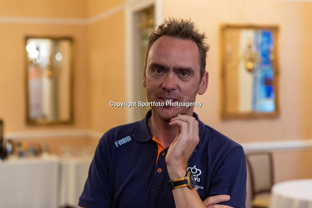 HARROGATE (GBR) wielrennen<br />Koos Moerenhout