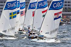Day 02 - Aug 9 - Laser Men - Rio 2016