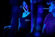 Frankfurt am Main | 29.03.2013..The Balconies, eine Indie-Rock-Pop-Band aos Toronto (Ontario, Canada) live im Zoom (früher Sinkkasten) in Frankfurt am Main. Hier: Menschen im Publikum...©peter-juelich.com..[No Model Release | No Property Release]