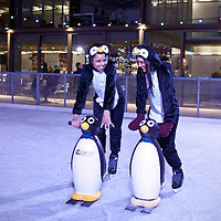 JW3 Ice Rink Launch 07.12.2013