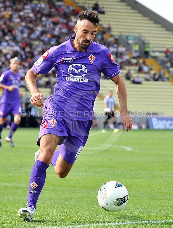 Udine, 18 Settembre 2011.Campionato di calcio Serie A 2011/2012  3^ giornata..Udinese vs Fiorentina. Stadio Friuli..Nella Foto: Mattia Cassani..© foto di Simone Ferraro