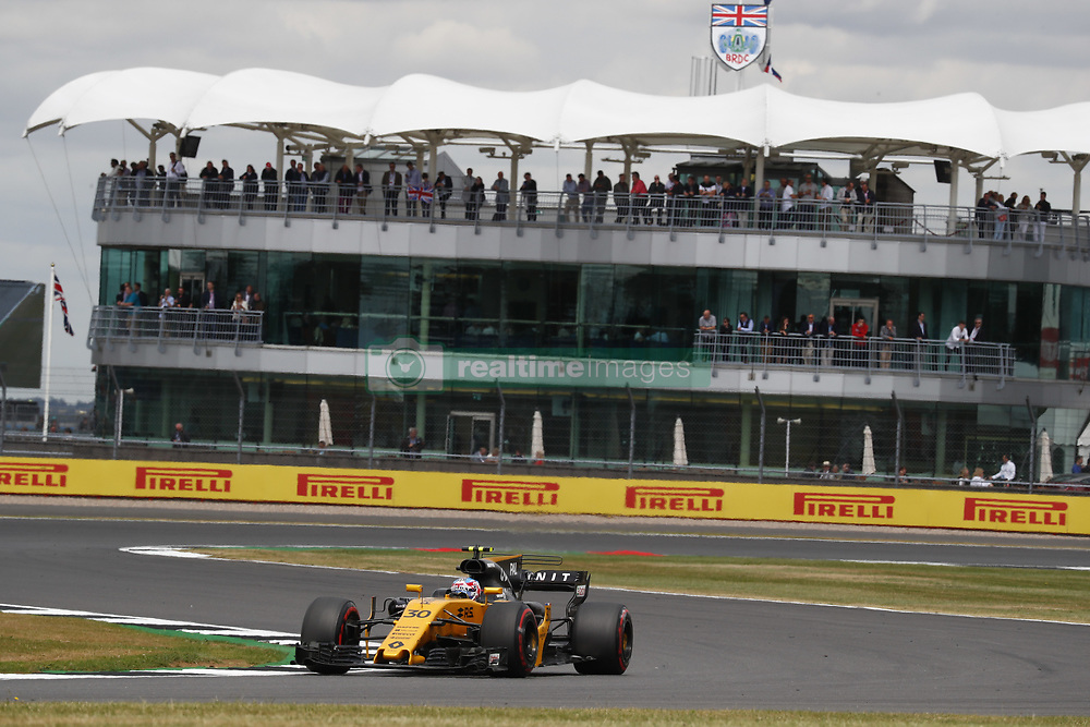 July 14, 2017 - Silverstone, Great Britain - Motorsports: FIA Formula One World Championship 2017, Grand Prix of Great Britain, .#30 Jolyon Palmer (GBR, Renault Sport F1 Team) (Credit Image: © Hoch Zwei via ZUMA Wire)