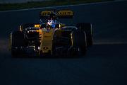 March 3, 2017: Circuit de Catalunya.  Jolyon Palmer (GBR), Renault Sport Formula One Team, R.S.17