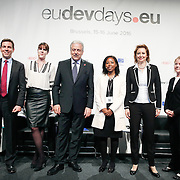 20160615 - Brussels , Belgium - 2016 June 15th - European Development Days - Harnessing the potential of migration and forced displacement for development © European Union