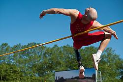 SKIBA Jeff, USA, High Jump, T46, 2013 IPC Athletics World Championships, Lyon, France