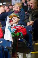 KELOWNA, CANADA - NOVEMBER 28:    Tri City Americans at the Kelowna Rockets on November 28, 2012 at Prospera Place in Kelowna, British Columbia, Canada (Photo by Marissa Baecker/Shoot the Breeze) *** Local Caption ***